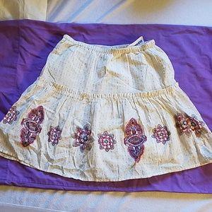 Old Navy Girl's Bohemian Style Skirt